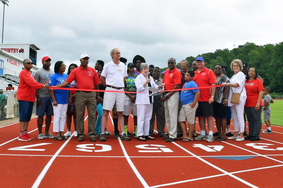 Track is back at Central High School