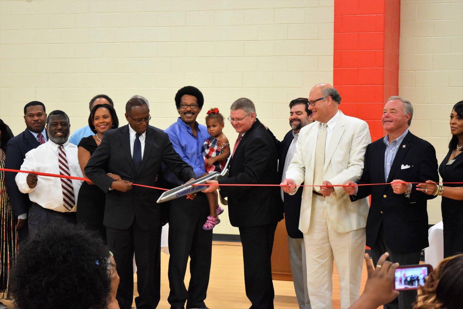New Miller Building honors past; celebrates bright future for HWHSD