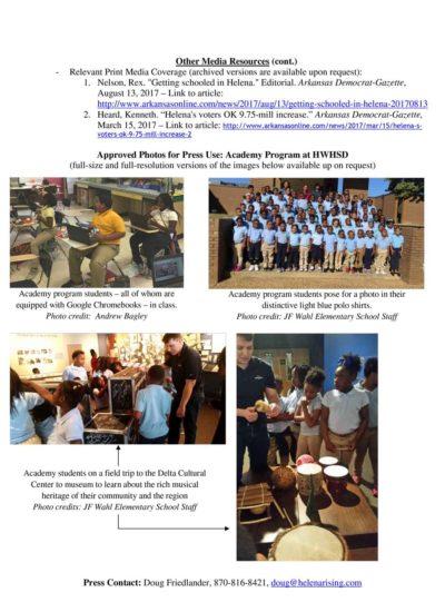 HWHSD_PressRelease_AcademyProgram_FINAL_8-21-17-5